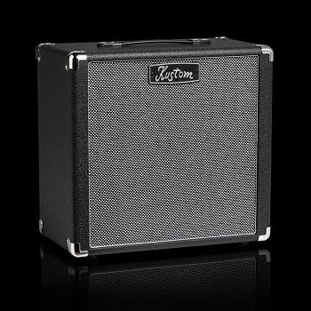 Kustom Defender 15H + Kustom Defender 1x12 Guitar Speaker Cabinet